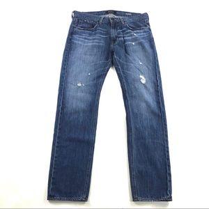 Big Star Nova 14 Type S Slim Cut Jeans Size 34